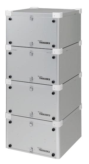 TR3 electrical toilet - piled up